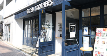 GREEN BROTHERS AZABU-JUBAN